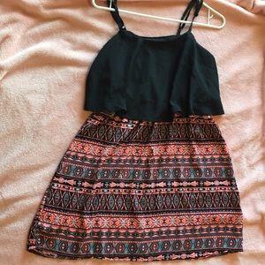 Rue21 Tribal Print Flowy Dress